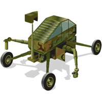 Jackaroo Ground Vehicle-D-Star Engineering